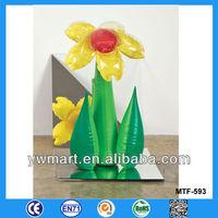 Hot sale inflatable flower decoration, inflatable decorations inflatable flowers