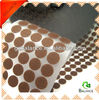 polyester self adhesive velcro dots/polyester self adhesive circle velcro/polyester sticky back velcro dots