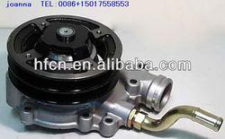 hot sale isuzu excavator engine parts 6HE1 6HH1 ( 2 solt) water pump 6HH1 8-94390-599-5 8-94394-134-7 8-94395-481-6 8-94395-656