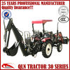 35HP with front end loader mini tractor