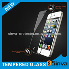 Attractive price Sinva Tempered Glass Screen Protector for iphone 5s/5c