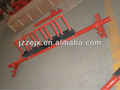 alto resistente a la abrasión utilizado en acero y la industria de la minería de cerámica limpiador de la correa