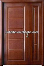 safty wooden door design