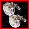 custom crystal cufflinks for genltemen with low price