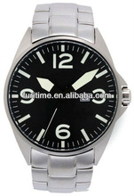 watches fashion stainless steel china seagull movement watch
