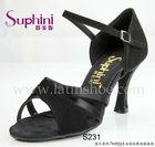 Sport high heel latin shoes