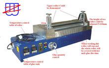 hot melt coating machine/dual roller glue machine