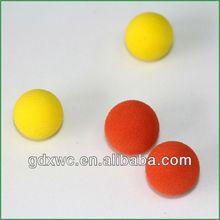 colored foam toys eva craft foam balls