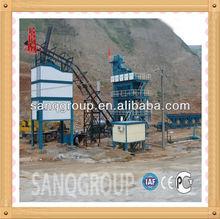 GOST Oil Burner Coal Burner Gas Burner HXB500 Asphalt Mixing Plant Asphalt Concrete Batching Plant Hot Asphalt Drum Mix Plant