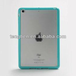 Wholesale Newest TPU+PC bumper case for ipad mini