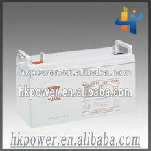 agm battery solar cell 12volt battery solar