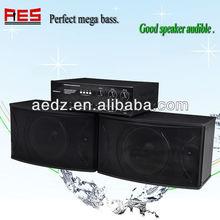 Profesional Digital Karaoke Mixer With Vocal Effects ktv speaker equpment audio mixer