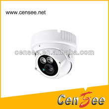 "Ball Security Camera with 1/3"" SONY CCD Dome Camera with 2pcs IR Array"