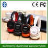 High Quality Memory Card Headphone With SD Slot