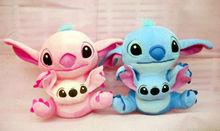 HI EN71 Different Style Latest Stitch Plush Toys