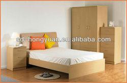 Modern Wood Bedroom Furniture