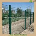 Decorativos de metal jardín bordes de esgrima( sgs fábrica)