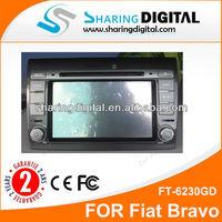 Sharing Digital FT-6230GD gps car stereo for Support Original blue&me Fiat Bravo 2007-2013