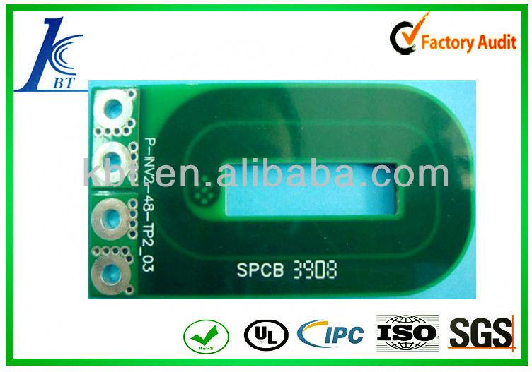 中国pcb製造業者で。 pcbテストされ電子プロジェクト