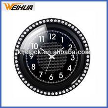 Crystal Wall Clock/Analog clock/antique quartz clock