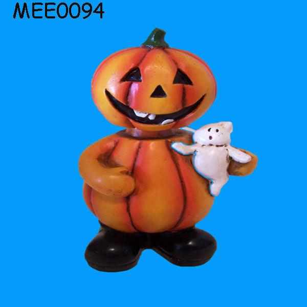 Bobble head resin desk Craft Pumpkins