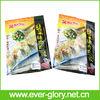 food grade high quality printed dumplings custom foil lined bags