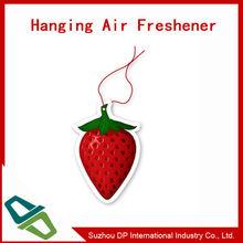 Promotional paper custom air freshener