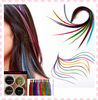 wholesale amazing hair extension hot selling real rooster feather hair extension