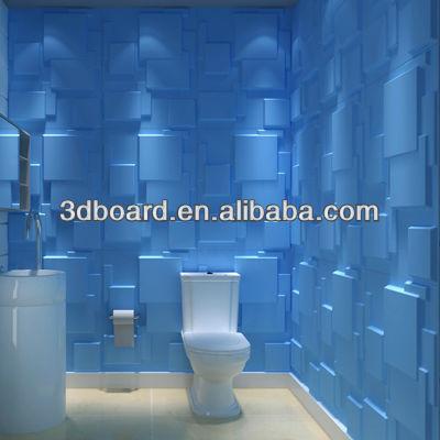 Bambou de carreaux de mur mat riaux de construction for Papier peint vinyle salle de bain