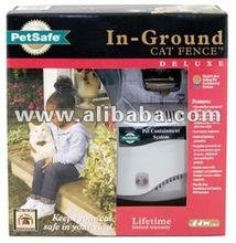 Premium In-Ground Cat Fence