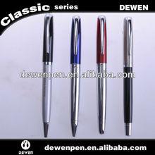 Company logo print novelty bal pen for company promotion