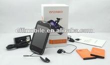 3.5inch Android2.3 dual mode 1Ghz Processor 3G WIFI smart phone D109+