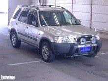 HONDA CRV H09 BEIGE 2L 139KM AT