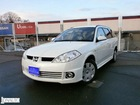 NISSAN WINGROAD WHITE H17 1.5L 91KKM AT
