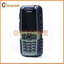 Outdoor GSM best waterproof cell phone
