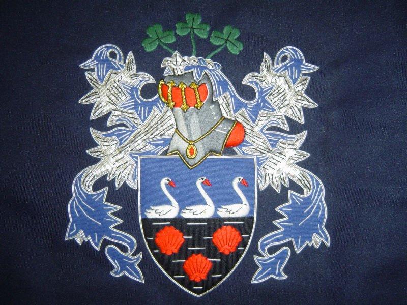 Blazer Coat of Arms Geoffrey | Coat of Arms Badge
