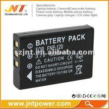 NP-120 FNP120 Battery for Fuji Contax Ricoh digital cameras