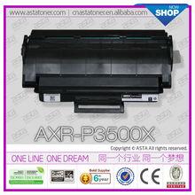 P3500 toner for xerox printer spare parts