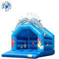 gigante gonfiabile balena blu per la vendita