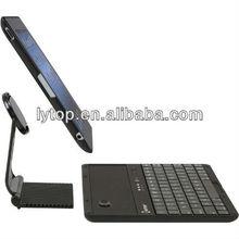 Wireless bluetooth keyboard case for ipad 4