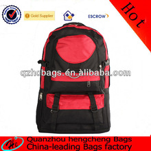 1680D Without Logo Custom Backpack With laptop Pocket