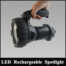 jgl spot light dc 12v Portable Hunting searchlight lithium battery rechargeable
