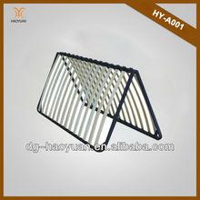 Folding Type Wood Slats Bed Bases handy living wood slat bed frame HY-A001