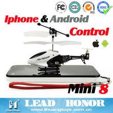 2013 the best 3.5CH iPhone/iTouch/iPod Mini mini rc heli