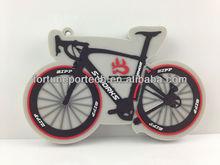 Your idea! custom PVC bicycle shape USB 2.0