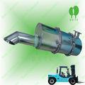 generador de electricidad catalítico de diesel convertidor de partículas