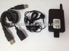 Cheap Sim600 chip Quad band USB P300U absolute black granite edging