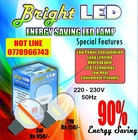 Bright LED