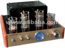 Hybrid Vacuum Tube Amplifier