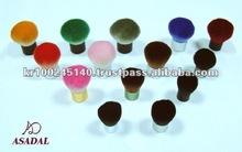 korea custom make up brushes